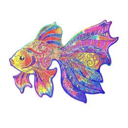 Jigsaw mystery Fish